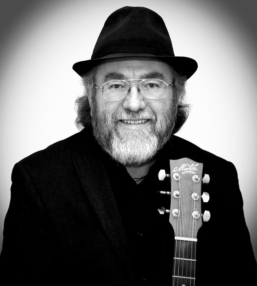 Ian Dearden Music Matters Author